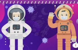 Tak Perlu Baju Astronot, Cukup Lakukan 3M