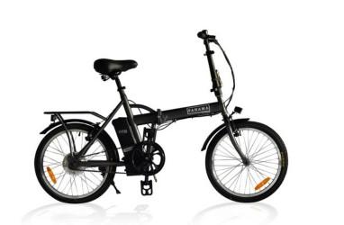 Viar Motor Rilis Sepeda Listrik Hybrid Harga Rp7,5 Juta