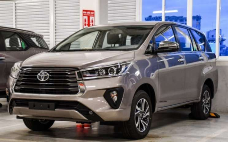 Toyota Innova 2021. - Istimewa