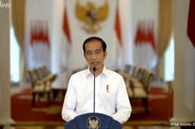 Kalau Tidak Puas UU Cipta Kerja, Jokowi: Silahkan…