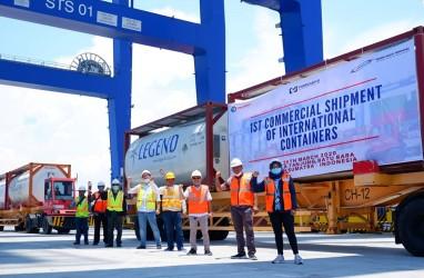 Kinerja Pelabuhan Kuala Tanjung Melesat, Pelindo I Cari Investor