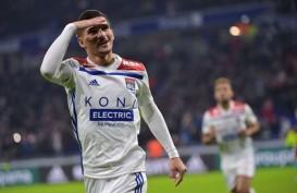 Gagal Pindah ke Arsenal, Aouar Mengaku Tetap Bahagia di Lyon