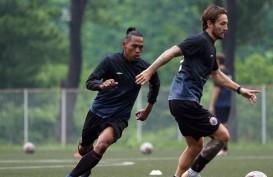 Usai Jalani Bleep Test, Pelatih Persija Senang dengan Kondisi Fisik Pemain