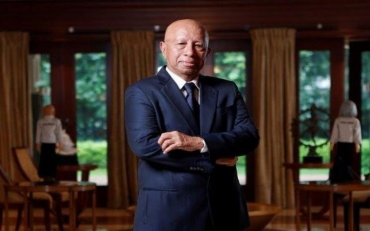 Pendiri Medco Energi Arifin Panigoro - Dok. Wantimpres.
