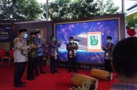 Pemanfaatan BNI eduPATROL di Makassar, MTsN Model…