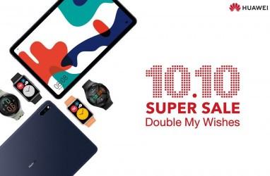 Belanja Online 10.10, Huawei Tawarkan Rangkaian Promo
