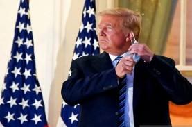 Debat Capres AS Batal, Trump Bilang Siap Live Event…