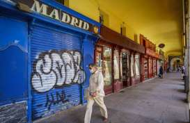 Spanyol Umumkan Keadaan Darurat, Karantina Parsial Dijalankan