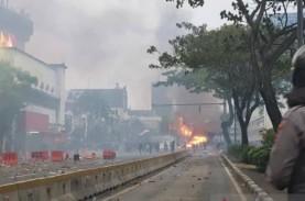 RS Polri Rawat 31 Aparat yang Terluka pada Aksi Demo…