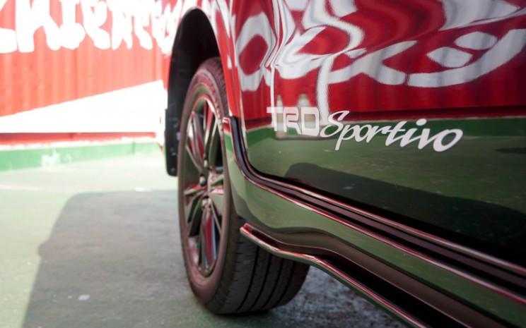 Kijang Innova TRD Sportivo Limited.  - Toyota