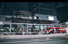 Wagub DKI Jakarta Sebut Halte Transjakarta yang Dirusak Massa Beroperasi Senin