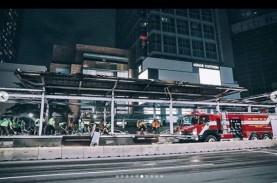 Wagub DKI Jakarta Sebut Halte Transjakarta yang Dirusak…
