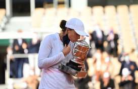 Iga Swiatek Putri Polandia Pertama Juara Tenis Grand Slam