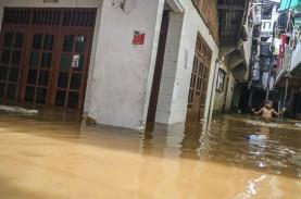 Jakarta Banjir, Berikut Kondisi di Sejumlah Wilayah…