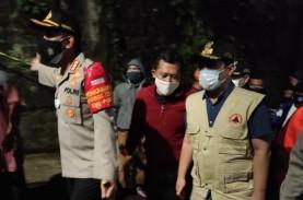 Wagub DKI Tinjau Langsung Lokasi Banjir di Jakarta