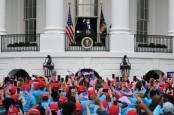 Sukses Pulihkan Trump, AS Sediakan 1 Juta Antibodi Covid-19 Regeneron