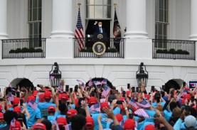 Sukses Pulihkan Trump, AS Sediakan 1 Juta Antibodi…