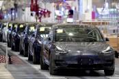 Tesla Berpeluang Tembus Produksi 500 Ribu Unit Tahun Ini