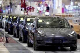 Tesla Berpeluang Tembus Produksi 500 Ribu Unit Tahun…