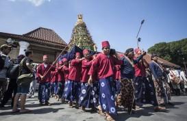 Keraton Yogyakarta Tak Menggelar Rangkaian Acara Perayaan Sekaten