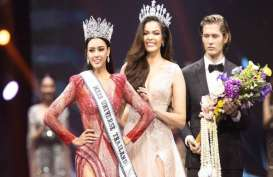 Chalisa Amanda Obdam Si Cantik Berdarah Kanada Menangi Miss Thailand 2020