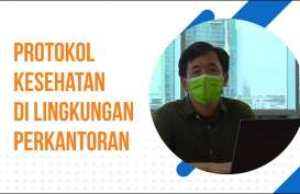 Kasus Perkantoran di Jakarta Turun, Tapi Klaster Covid-19 Keluarga Meningkat