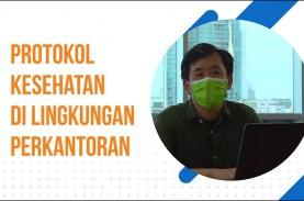 Kasus Perkantoran di Jakarta Turun, Tapi Klaster Covid-19…