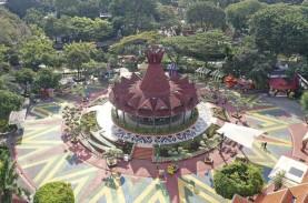 Jakarta PSBB Transisi, Besok Kawasan Wisata Ancol…