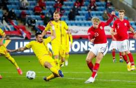 Hasil Nations League: Hattrick Haaland Bawa Norwegia Hantam Rumania