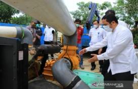 Antisipasi Banjir di Tangerang, Mesin Pompa Air Berkapasitas Besar Disempurnakan
