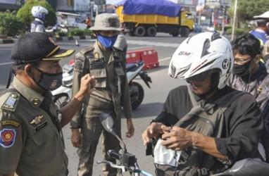 Jakarta PSBB Transisi, Anies Sorot Warga Pakai Masker Baru 70 Persen