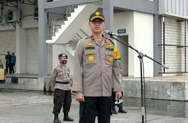 UU Cipta Kerja: Antisipasi Demo Lanjutan, 4 SSK Brimob Sumut Dikirim ke Jakarta