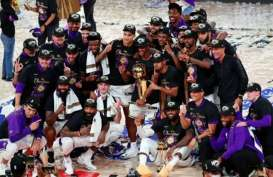 LA Lakers Juara Basket NBA 17 Kali, Samai Celtics, LeBron James Terbaik
