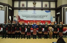 Kabupaten OKI Dapat Hadiah HUT Dana Infrastruktur dari Provinsi