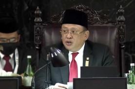 Ketua MPR Minta Aturan Turunan UU Cipta Kerja Segera…