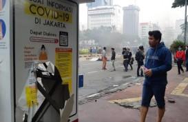 Kapolda Kalteng Bagikan Rompi Jurnalis, Hindari Intimidasi Oknum