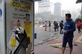 Kapolda Kalteng Bagikan Rompi Jurnalis, Hindari Intimidasi…