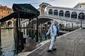 Antisipasi Lonjakan Kasus Covid-19, Italia Pertimbangkan…