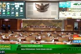 DPR Belum Juga Setor Draf UU Cipta Kerja ke Presiden,…