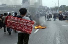 Penangkapan dan Kekerasan Terhadap Dosen saat Demonstrasi UU Cipta Kerja Disesalkan