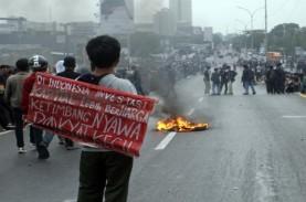 Penangkapan dan Kekerasan Terhadap Dosen saat Demonstrasi…