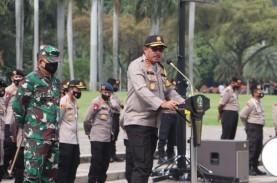 Antisipasi Demo Lanjutan UU Ciptaker, TNI-Polri Gelar…