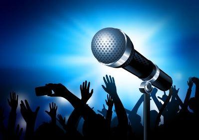 Ilustrasi karaoke - karaokeler.com