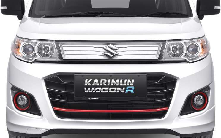 Suzuki Karimun Wagon R 50th Anniversary Edition diproduksi terbatas. - Istimewa/Suzuki
