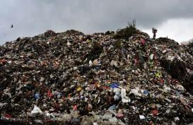 Kinerja Industri Daur Ulang Plastik 'Tercemar' Limbah Masker