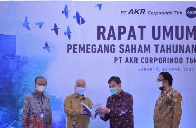 AKR Corporindo (AKRA) Sambut Dukungan Pemerintah Ubah JIIPE Gresik Jadi KEK