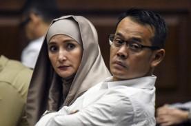 KPK Jebloskan Penyuap Suami Inekke Koesherawati ke…