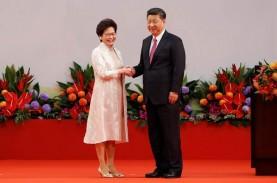 Kunjungi Kota Dekat Hong Kong, Xi Jinping Serukan…