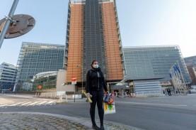 Infeksi Corona Melambung, Eropa Pertimbangkan Pembatasan…