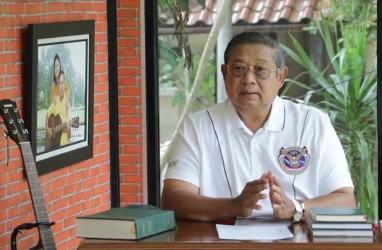 SBY Angkat Bicara Soal Demokrat Dalang Demo Tolak UU Cipta Kerja